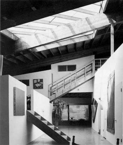Davis Studio and Residence, Malibu, California 1968-72 Frank O. Gehry, Architect