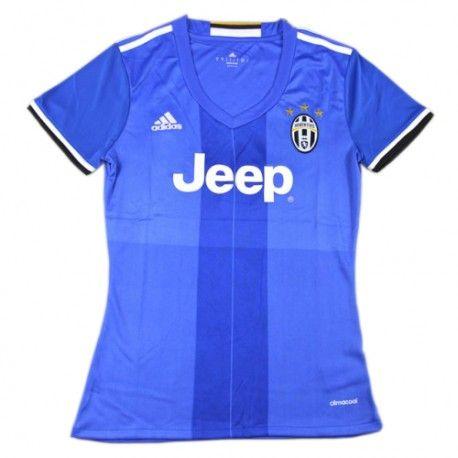 Camiseta del Juventus para Mujer Away 2016 2017