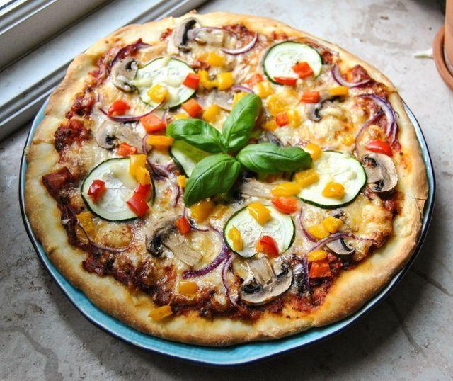 Glutenfri pizza | Sandy's food n craft | Bloglovin'