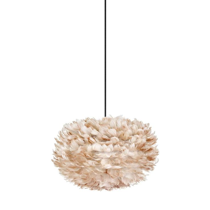 Eos pendel från Vita, formgiven av Ravn Christensen. En romantisk lampa som är tillverkad ...