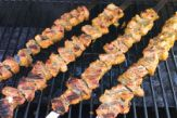 Gluten Free Barbecued Beef Cubes