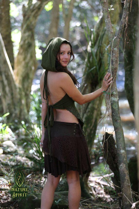 Elysium Skirt, Elven, Pixie, Fairy, Tribal, Psytrance, Doof, Boho, Bohemian, Steampunk, Goa, Festival Skirt, Hippie, Burning Man, Faerie
