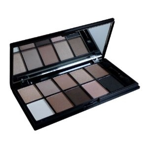 NYX 10 Color Palette Eye Shadow The Runway Collection: 03 Champagne & Caviar