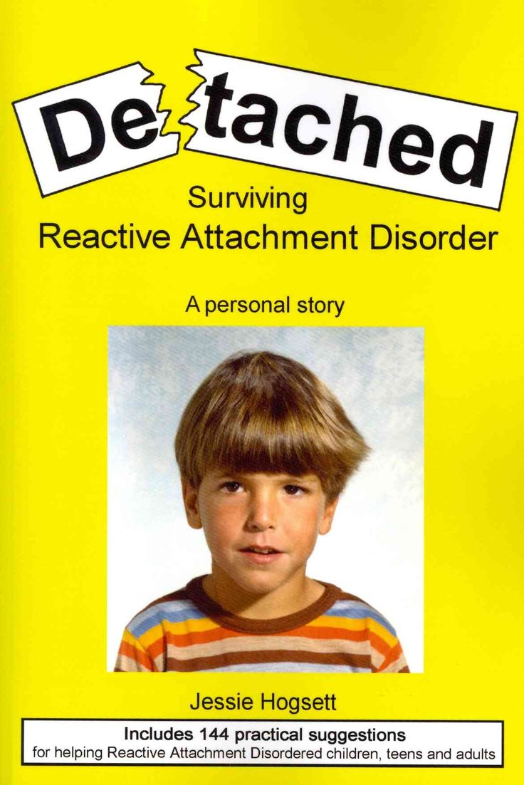 Detached: Surviving Reactive Attachment Disorder