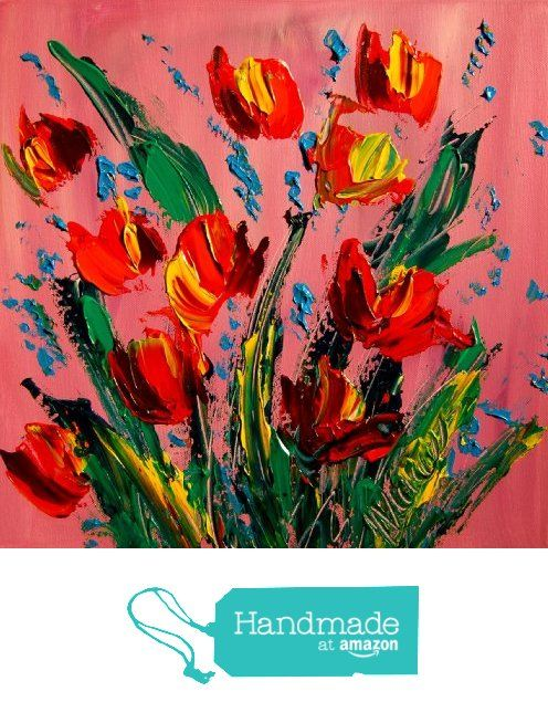 Mark Kazav Original Paintings BROOKLYN BRIDGE CITY LANDSCAPE from Mark Kazav Fine Art Original Paintings https://www.amazon.com/dp/B01NAG9YI9/ref=hnd_sw_r_pi_dp_AUmsyb08PWBJE #handmadeatamazon
