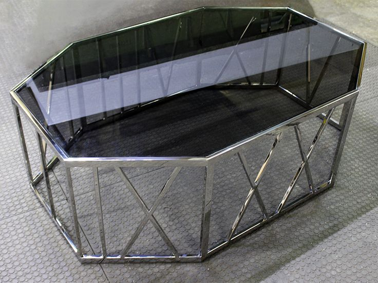 Производство металлических конструкций и мебели на заказ