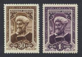 1942 navoi mixedperf nh - Алишер Навои — Википедия
