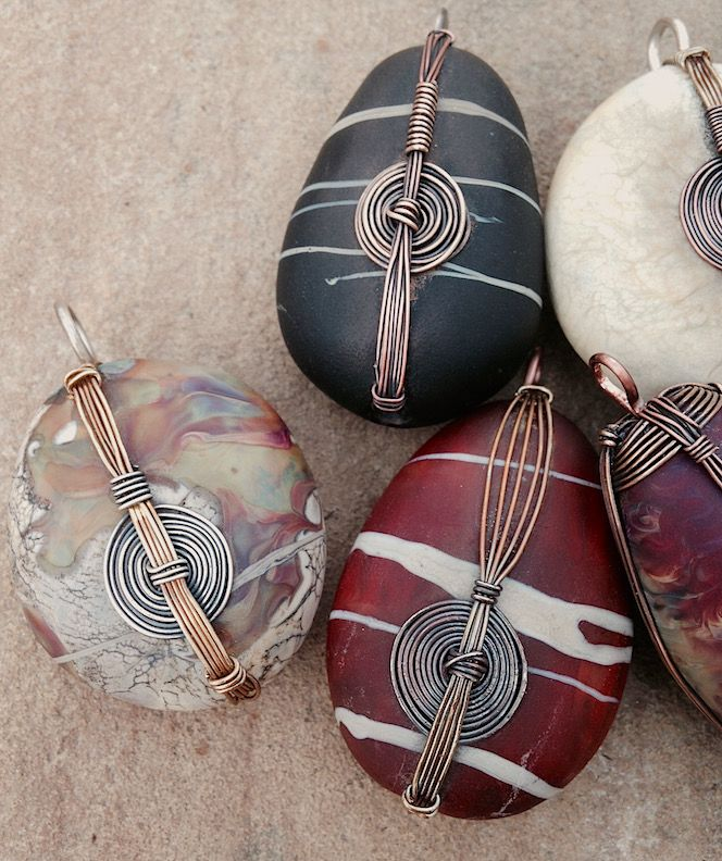 how to wrap rocks with wire pdf