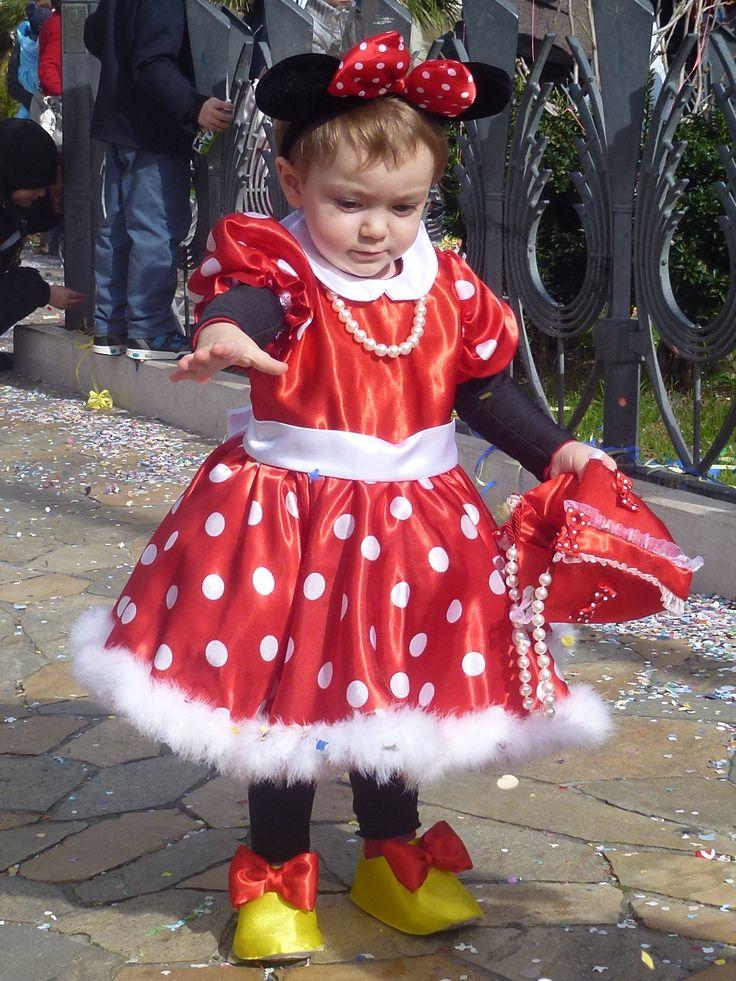 Vestito di Carnevale di Minnie