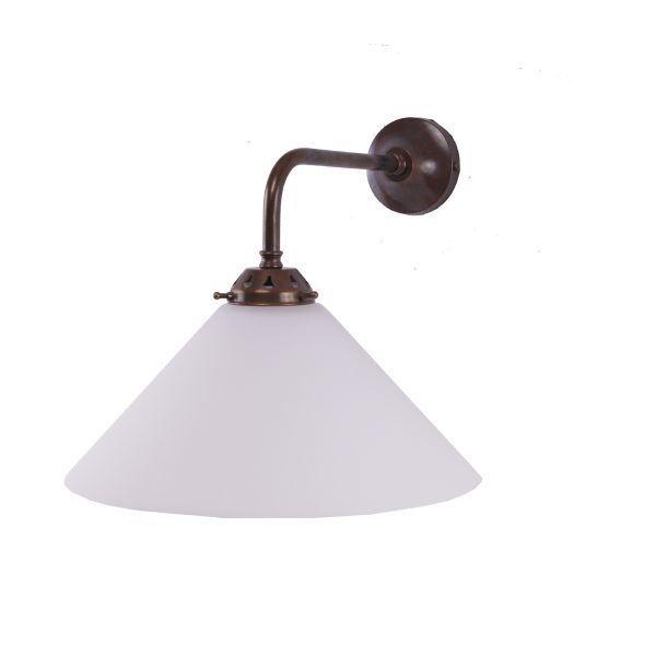 Ebb coolie wall light