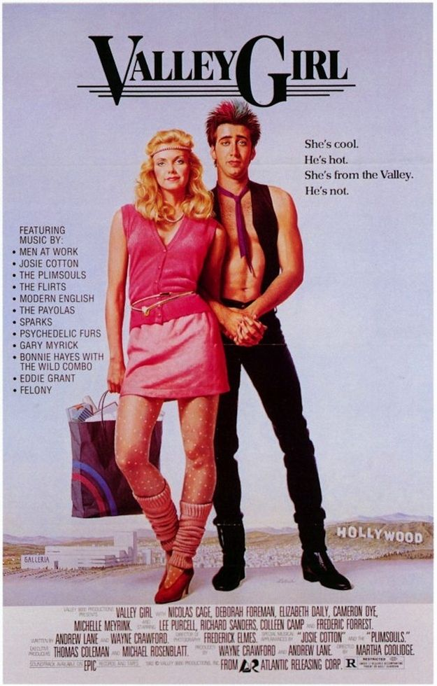 """Valley Girl"" 