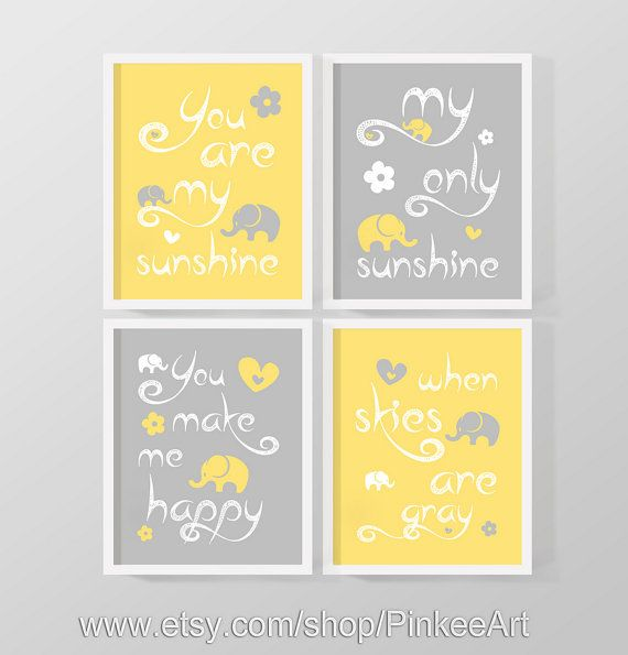 Best 119 You are my sunshine art ideas on Pinterest | Kid quotes ...