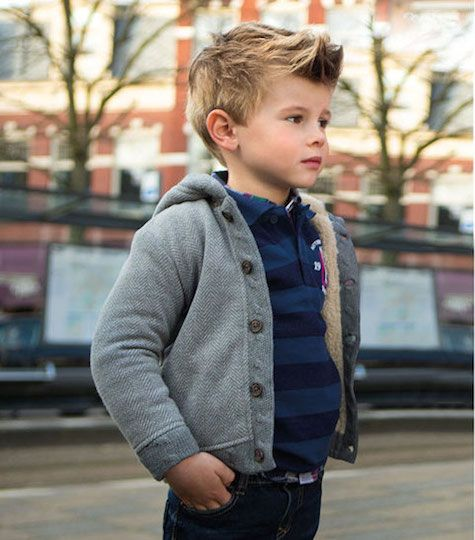 19 Best Boy Hair Images On Pinterest Hairstyles Kid Haircuts And Hair