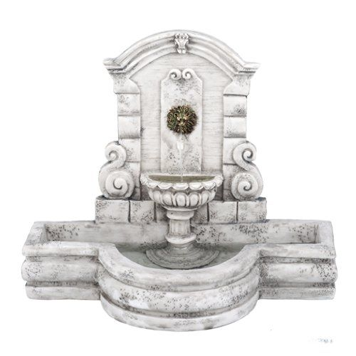 miniature fountain