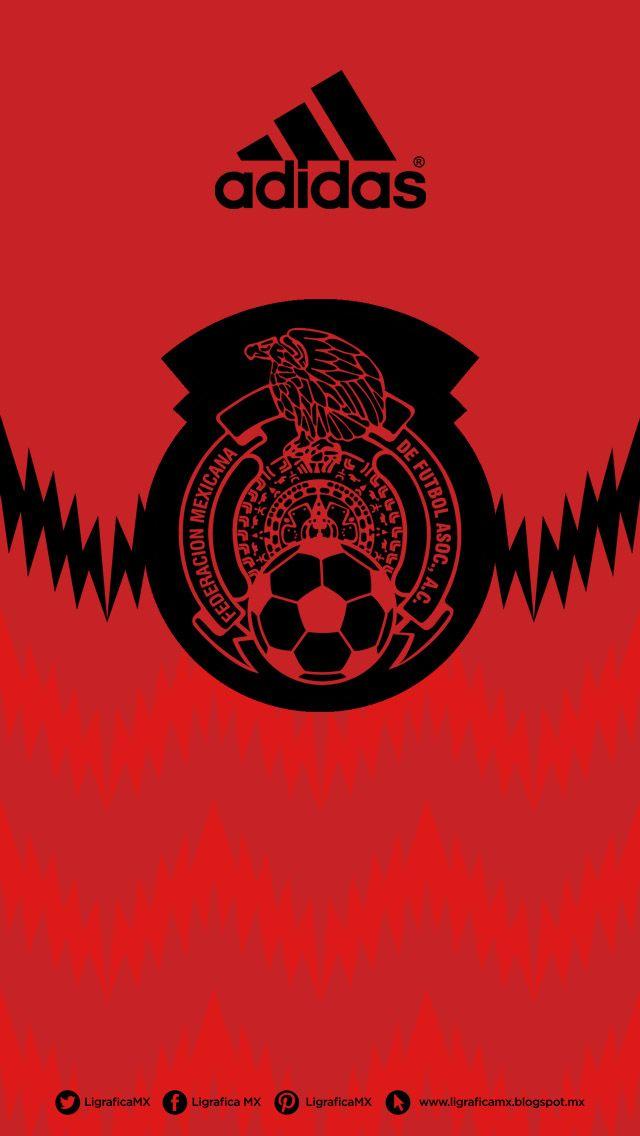 iPhone5 Wallpaper #ContigoSiempre @Selección Mexicana 130214CTG LigraficaMX