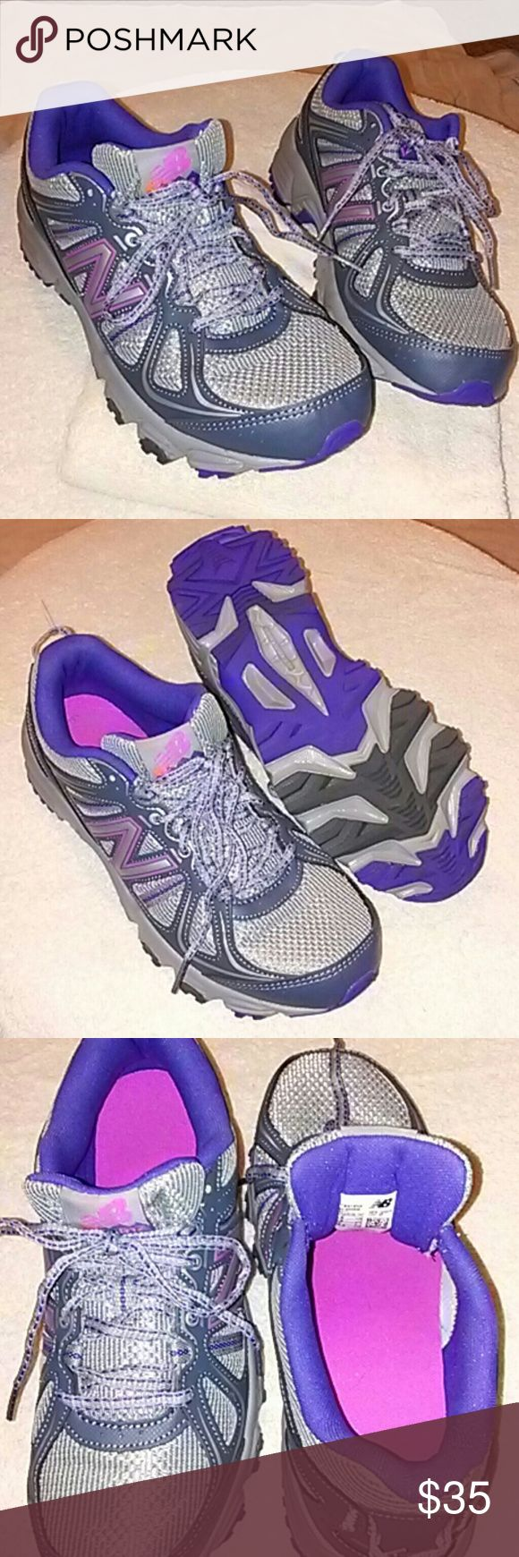 New Balance All Terrain shoe like new Excellen condition. Used one time, beautiful, very comfortable, like new. Any reasonable offer will be considered. New Balance Shoes Athletic Shoes