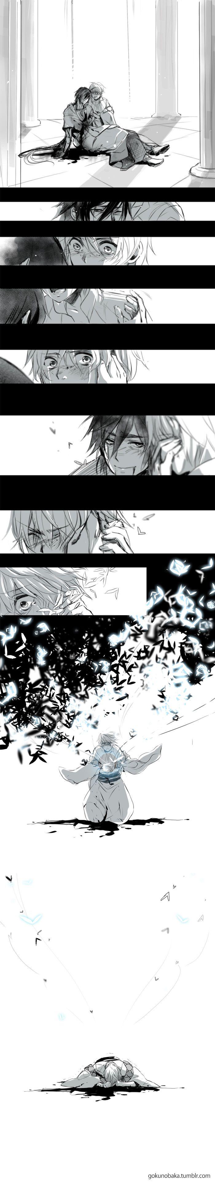 MAGI - finale by *goku-no-baka on deviantART