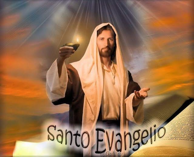 SANTORAL CATOLICO: EL EVANGELIO DE HOY VIERNES 27 DE MAYO DEL 2016