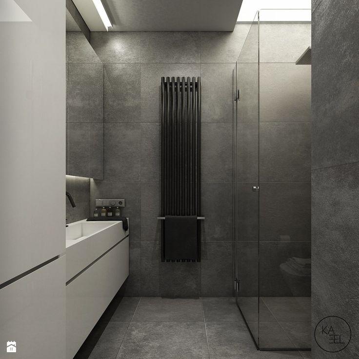 Łazienka styl Minimalistyczny - zdjęcie od KAEEL.GROUP | ARCHITEKCI - Łazienka - Styl Minimalistyczny - KAEEL.GROUP | ARCHITEKCI