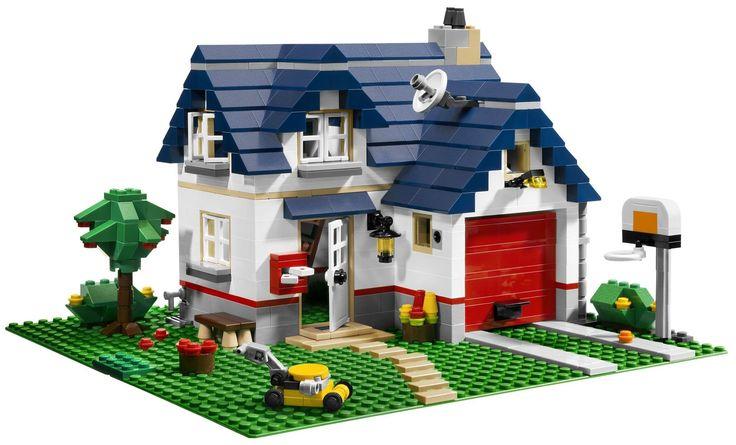 Lego 5891 Creator: The Apple Tree House | i Brick City