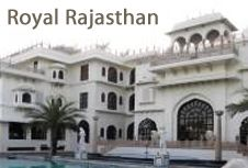 Welcome to Royal Rajasthan!