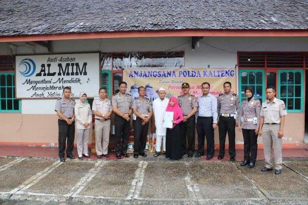 Tribratanews Com Kepala Kepolisian Daerah Kalimantan Tengah