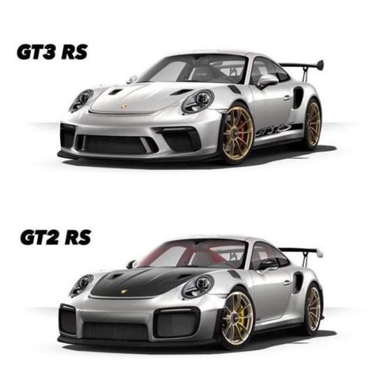 GT3 RS vs. GT2 RS Which one is yours? Your Ingo from the AutoErlebniswelt-Tü … – Alles rund ums Auto