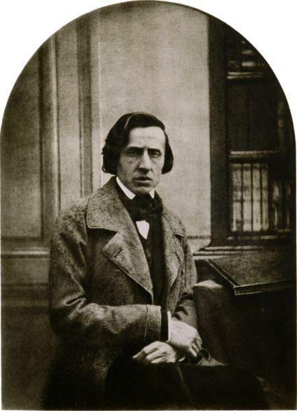 Chopin - Polish born famous composer.