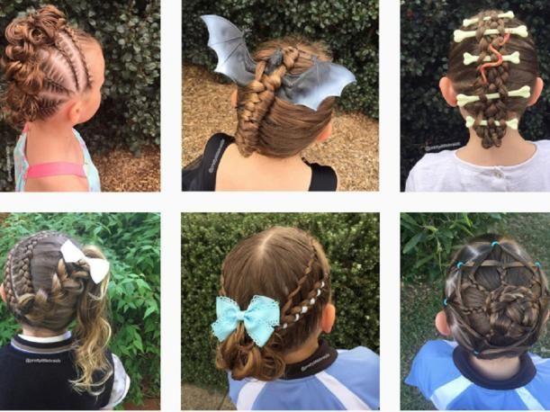 Instagram: niña es la envidia de sus amigas por estos peinados