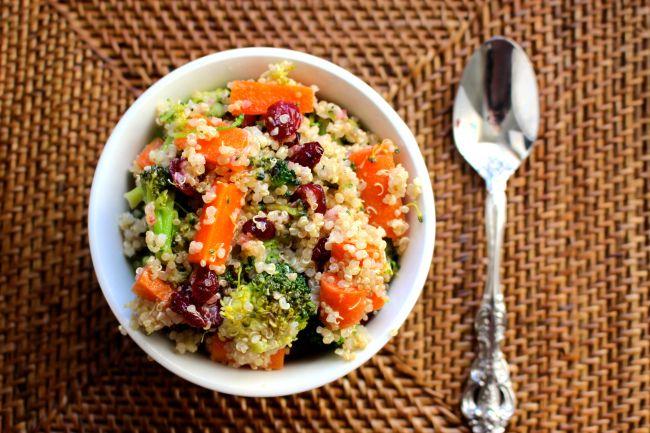 Detox Quinoa Salad - a Daniel Plan recipe
