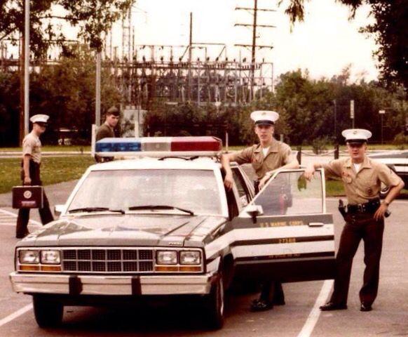 Marine Corps MP's, Camp Legune, NC... | Military Police of the ...