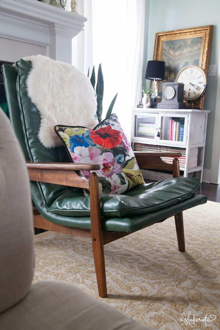Chair Furniture S To Embrace Thrifting Some Unexpected Finds Green