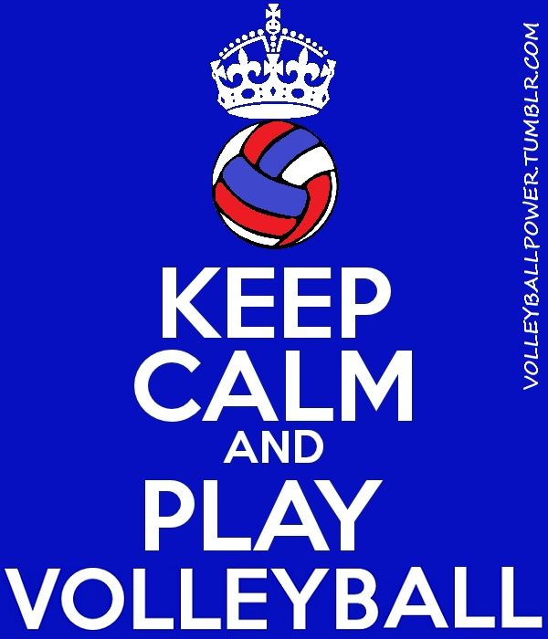 Play more volleyball.