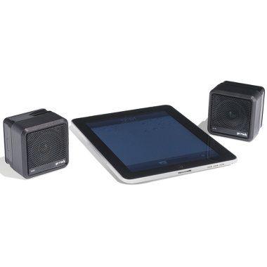 The Wireless Surround Sound Speakers