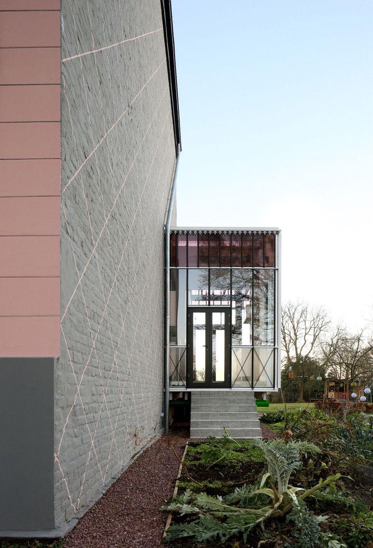 de Vylder Vinck Taillieu. house refurbishment . Leefdaal (11)