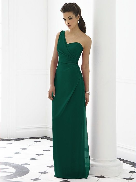 Bridesmaid dress and colour. After Six Bridesmaid Dress 6646