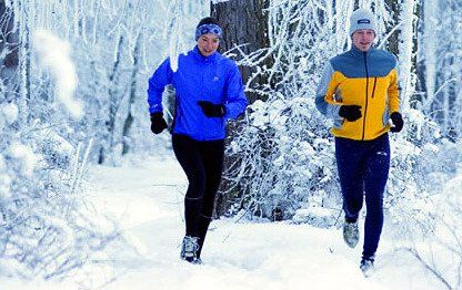 Как остаться в форме зимой