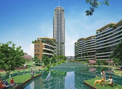 AS Lifestyle Concierge and Real Estate Services Ltd. Sti.: FOR RENT - Tower Residence at the center of Anatol...