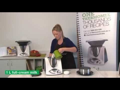 Thermomix ® Yoghurt - YouTube
