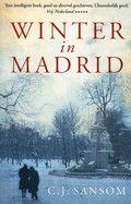 Winter in Madrid. C. J. Samsom. Een Britse soldaat, die in 1940 is gered op het strand van Duinkerken, kan zijn land later dienen door in Spanje meer aan de weet te komen over de bezigheden van een oude schoolmakker.