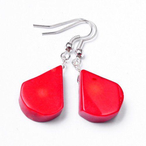 Qiyun Hot Red Fanshaped Coral Bead Beaded Multiple Strands Silver Necklaces Earrings Set Original Qiyun http://www.amazon.com/dp/B00DZJ9ER8/ref=cm_sw_r_pi_dp_AreRtb1SDPM80HF1