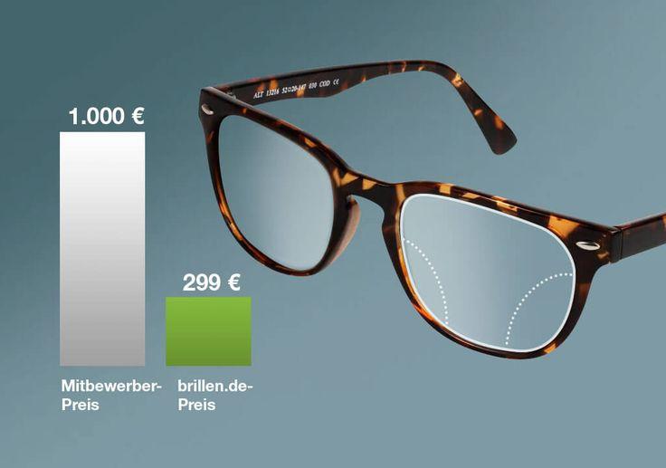 10.000 Testseher erhalten eine Premium-Gleitsichtbrille für nur 299€ statt für über 1.000€. Beratung und Anpassung vor Ort und viele weitere Extra sind inklusive. Mehr dazu…