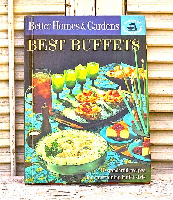 138 best images about vintage cookbooks on pinterest Better homes amp gardens recipes