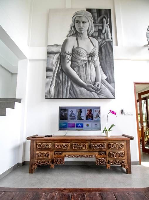Super King Suite at Tropical Tamarind Tree Villa - Villas for Rent in Kuta Utara, Bali, Indonesia