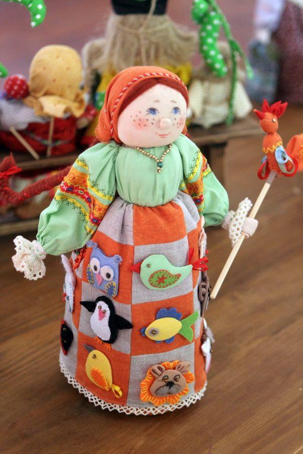 Фестиваль лоскутного шитья в Суздале. Тряпичная кукла, конкурс - Ярмарка Мастеров - ручная работа, handmade