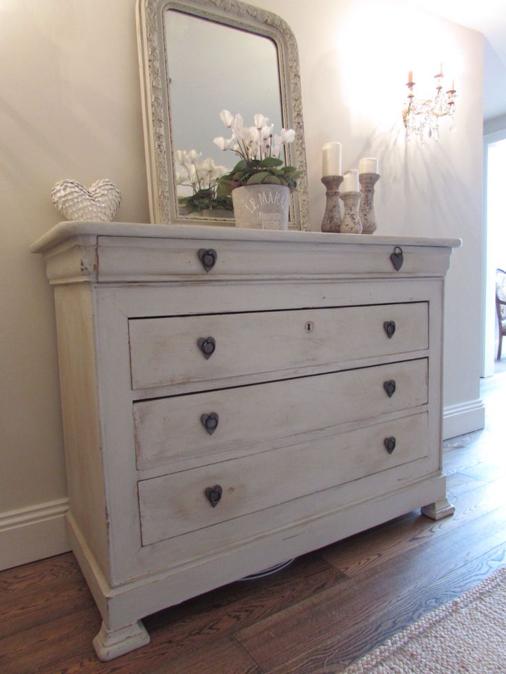 Vintage french chest of drawers, from Stenvall interiors