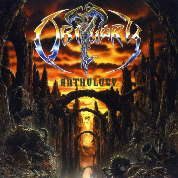 obituary the end complete | WHERE METAL RULES: OBITUARY - ANTHOLOGY (2001)