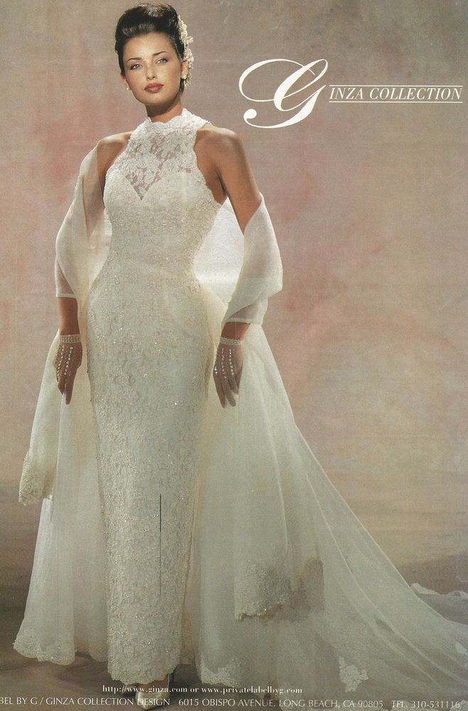 46 best bridal | vintage Demetrios images on Pinterest | Short ...