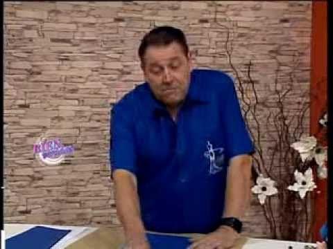 Hermenegildo Zampar - Bienvenidas TV - explica Mangas Raglan. - YouTube
