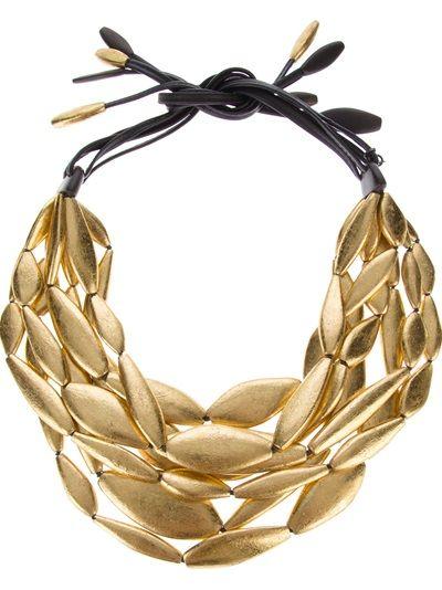 MONIES 'Valioro' Necklace #wonderfulstore